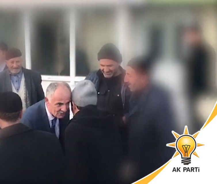 Ak Parti Horasan Seçim Vİdeo