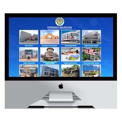 Etimesgut Belediyesi Sanal Tur Projesi
