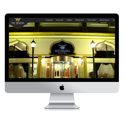 Taç Mahal Hotel