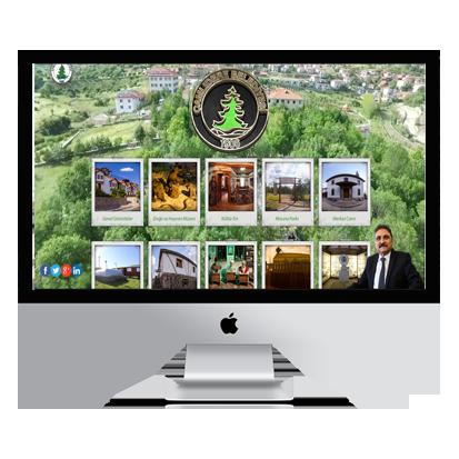 Çamlıdere Belediyesi Sanal Tur Projesi